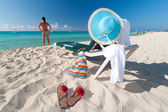 Perfect vacations scenery — Stock Photo