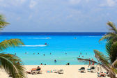 Caribbean sea beach — Stock Photo