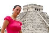 Chichen Itza destination — Stock Photo
