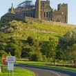Welcome to Cashel — 图库照片