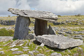 Polnabrone Dolmen — Stock Photo