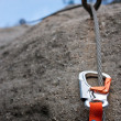 Climbing equipment — Stock Photo #5472637