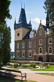 Castle Zruc nad Sazavou — Stock Photo