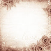 Vintage background — Stock Photo