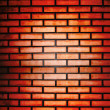 Brick wall background - Stockfoto