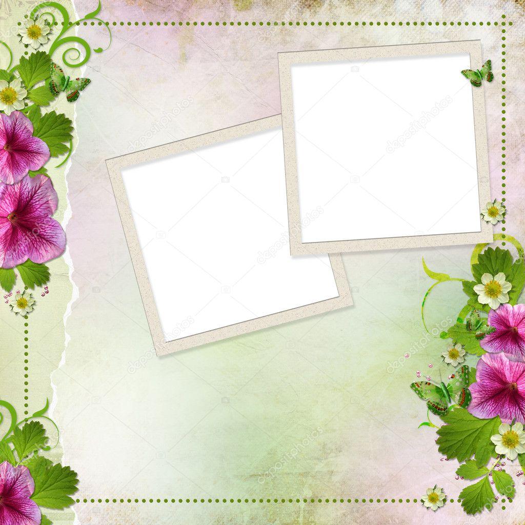 Фоны для открытки поздравительной