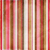 Vintage striped paper — Stock Photo