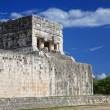 Temple of the Jaguar, Chichen Itza, Mexico — Стоковая фотография