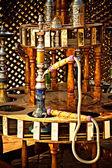 Cachimbo de água no egito — Foto Stock