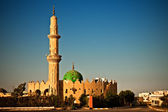 Mosque in Hurghada, Egypt — Stock Photo