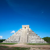 Pyramid Chichen Itza, Mexico — Stock Photo