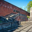 Citadel in Warsaw - gallows remains — Stock Photo