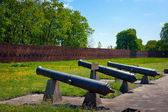 Artillerie de la citadelle de varsovie — Photo