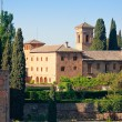 Alhambra architecture - Stock Photo