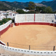 Stock Photo: Bullring in Mijas