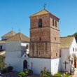 Stock Photo: Village of Mijas - Church of Immaculate Conception