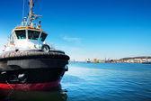 Tug ship — Stock Photo