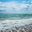 Seascape, Black Sea - Stock Photo