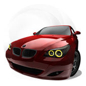 Car BMW — Stock Photo