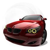 Car BMW — Stock Photo