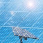 Solar panel — Stock Photo #5498674