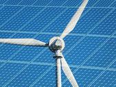 Wind turbine — Foto Stock