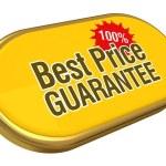 mejor precio garantía — Foto de Stock