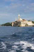 ラブ島クロアチア — ストック写真