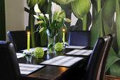 Sala de jantar — Fotografia Stock