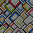 图库照片: Squares background