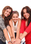 Young women — Stock Photo