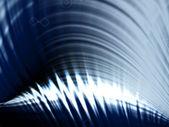 Waves background — Stock Photo
