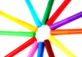 Colors structure — Stock Photo