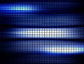 Blue squares — Stock Photo