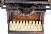 γραφομηχανή — Φωτογραφία Αρχείου