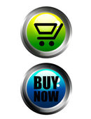 Buy now buttons — Stock Photo