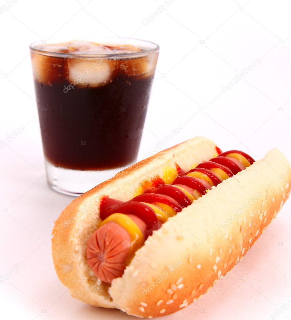 Hot Dog Cocktail Video