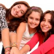 Smiling young girls — Stock Photo #6363275