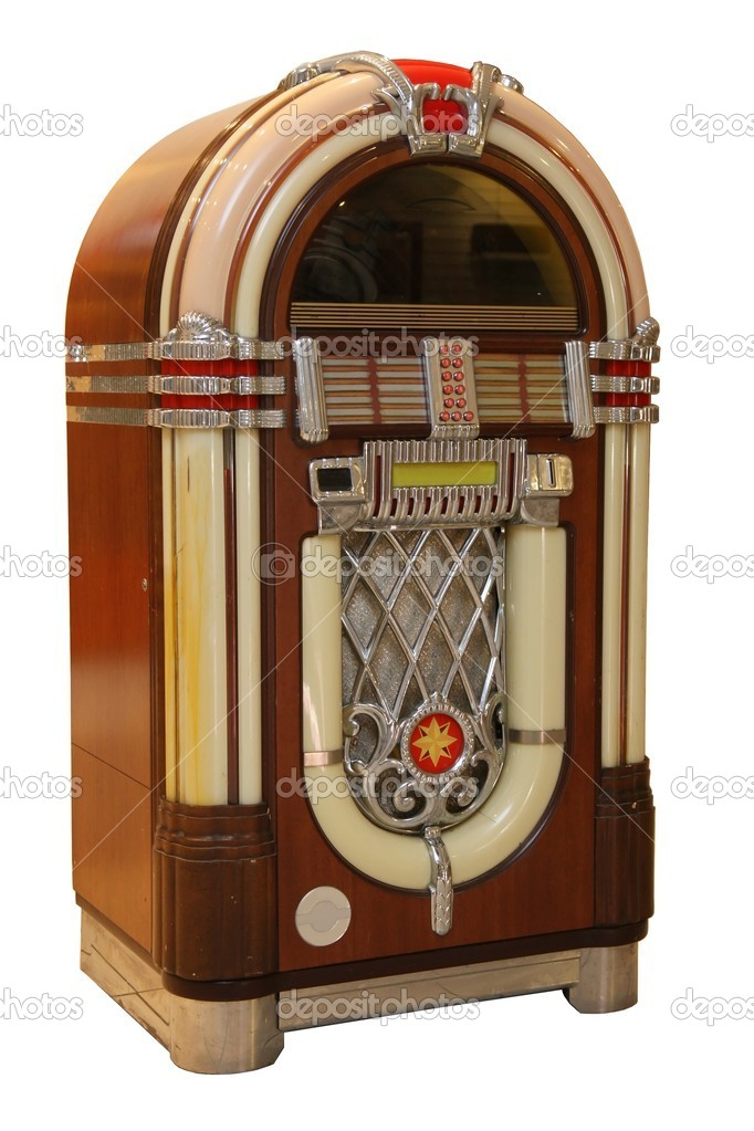 Old Jukebox Pictures Old Jukebox Music Player