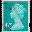 Britain Postage Stamp - Photo