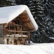 Chalet - Stock Photo