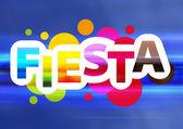 Fiesta live — Stock Photo