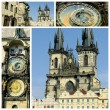 Stock Photo: View of Old Town Square Prague city