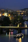 プラハの橋 — ストック写真