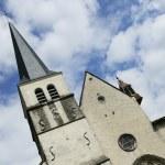 Ambronay abbey — Stock Photo