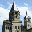 Abbey of Cluny - Foto Stock