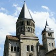 Abbey of Cluny — Foto Stock