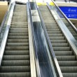 Escalator access - Foto Stock