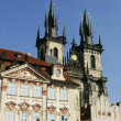 Prague, old town — Stock Photo