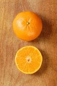 Oranges — Zdjęcie stockowe